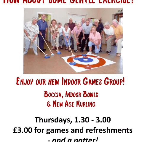 Rosebery Gentle Exercise Group
