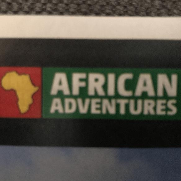African Adventure 2020 - Matilda Gent