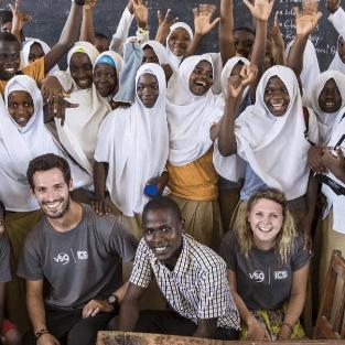International Citizen Services 2020 - Kayleigh Bush