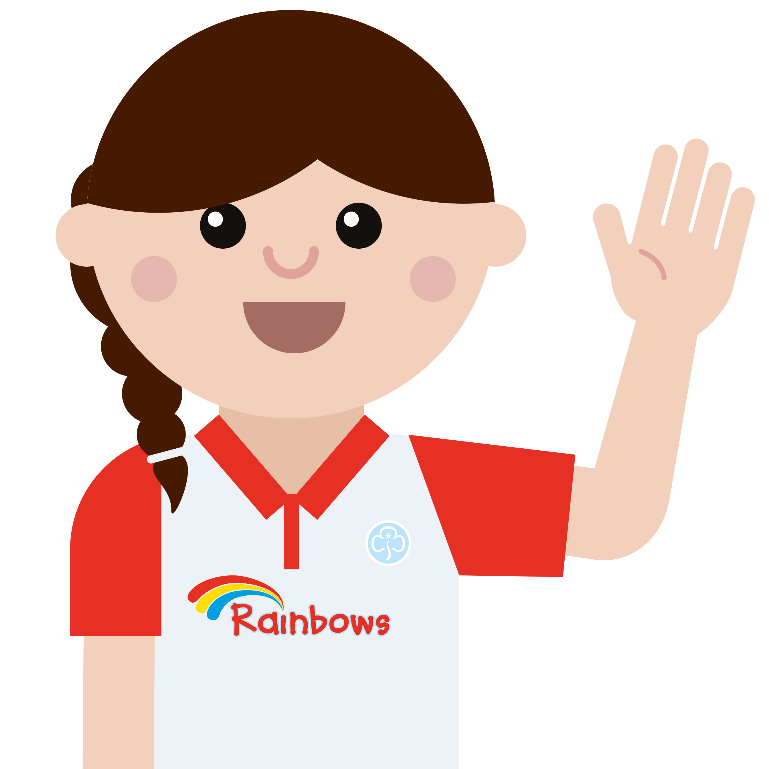 1st Aberlady Rainbows