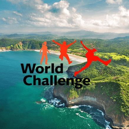 World Challenge Costa Rica 2018 - James Tregaskis