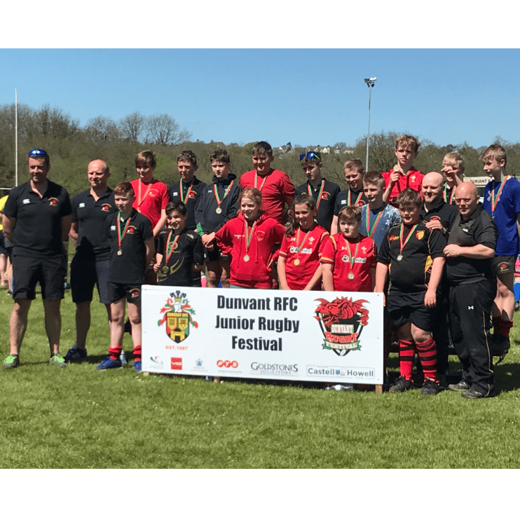 Newtown RFC u13/14 mini tour 2019