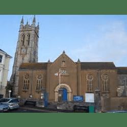 St Michael the Archangel church Teignmouth