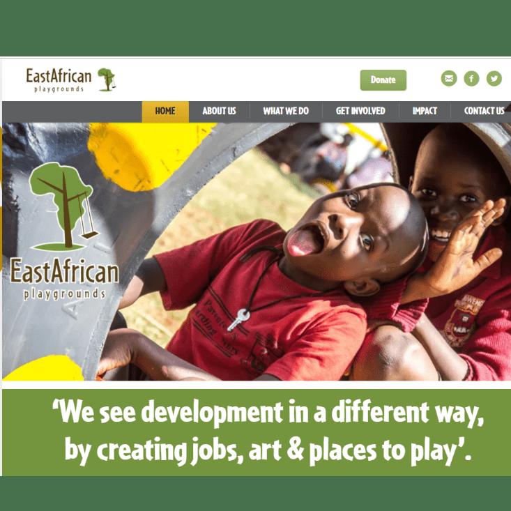 East African Playgrounds Uganda 2018 - Alice Wilson