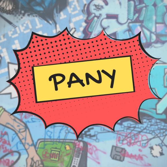 PANY - a superhero short film - Kamil Kwiecinski