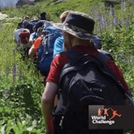 World Challenge Costa Rica 2018 - Luke Farhall