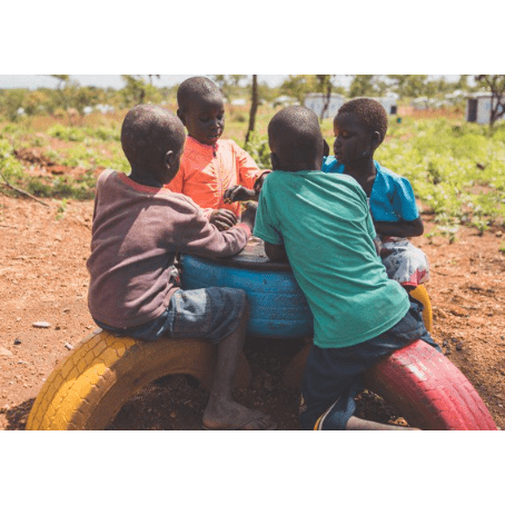 East African Playgrounds Uganda 2018 - Lydia Farmer