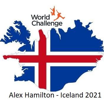 World Challenge Iceland 2021 - Alex Hamilton