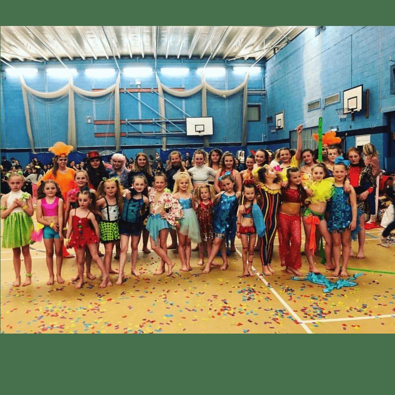 Vibe School of dance - Pembrokeshire