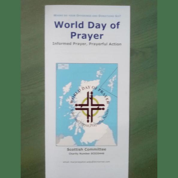 World Day of Prayer Scotland