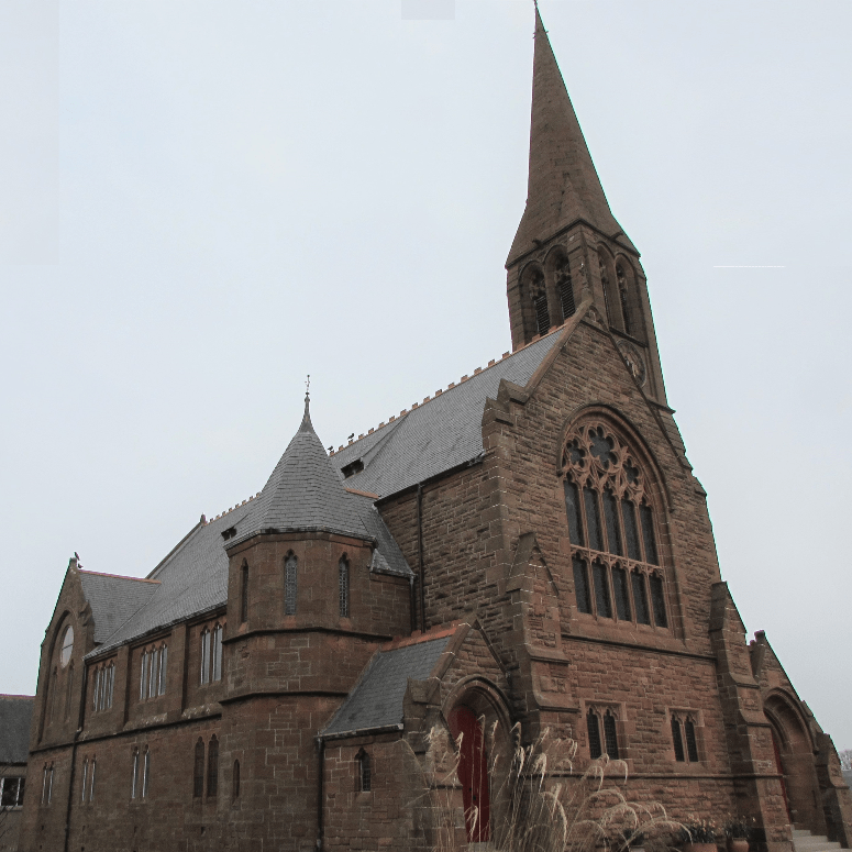 Troon St Meddan's Parish Church