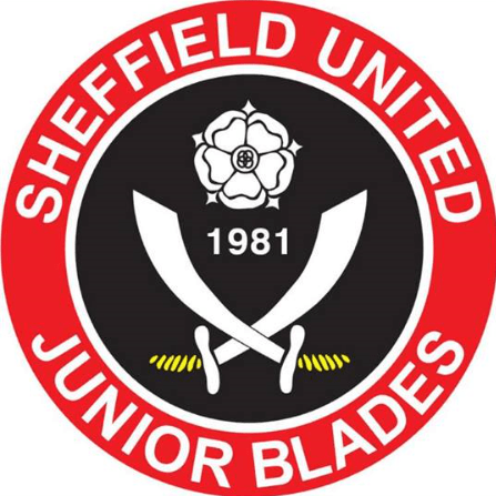 Sheffield Utd Junior Blades 1981
