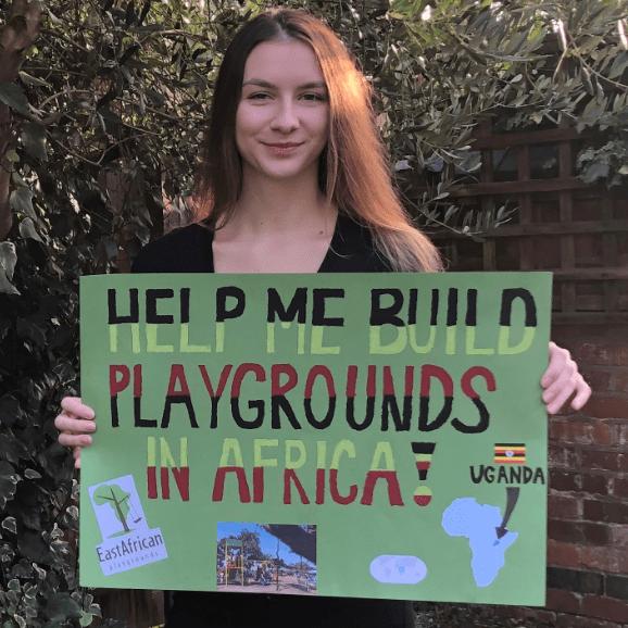East Africa Playground Uganda 2019 - Aleksandra Boruc