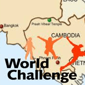 World Challenge Cambodia 2020 - Emily Totty