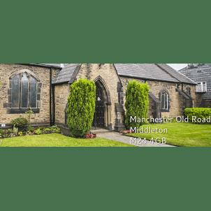 All Saints Church, Rhodes