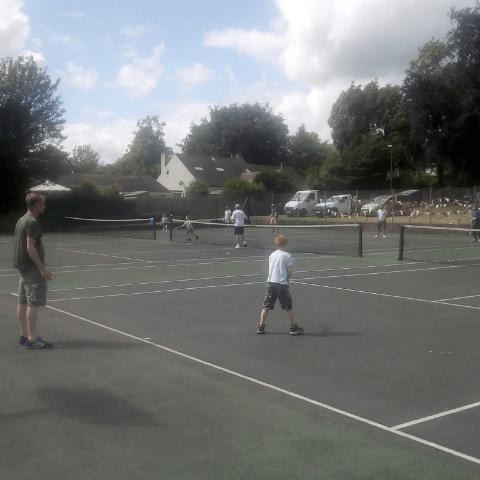 Dronfield Tennis Club