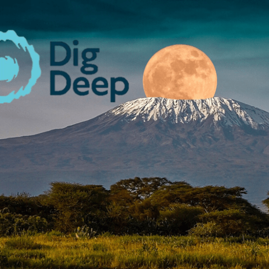 Dig Deep Kilimanjaro 2020 - Dom Illingsworth