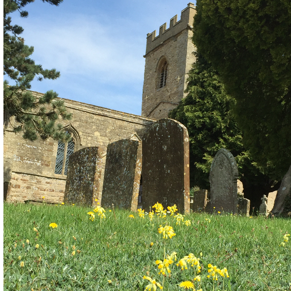 St Mary and St Peter Church Lois Weedon