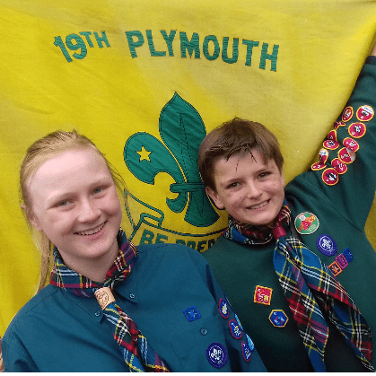 19th Plymouth Scouts (Emmanuel)