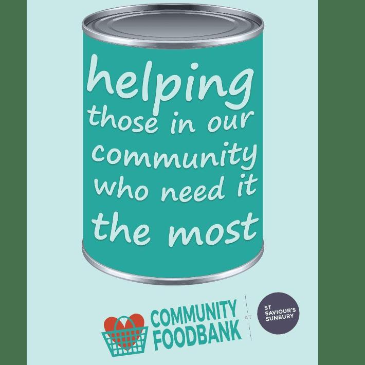 Community Foodbank at St Saviours