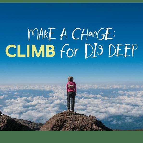 Dig Deep Kilimanjaro 2020 - Zoe Hollands