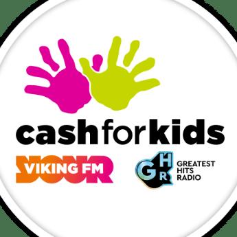Viking FM's Cash for Kids