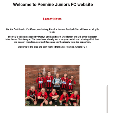 Pennine Girls FC