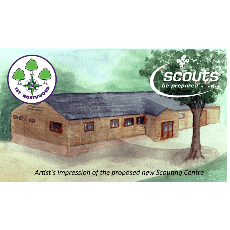 1st Northwood Scouts New Hut Appeal