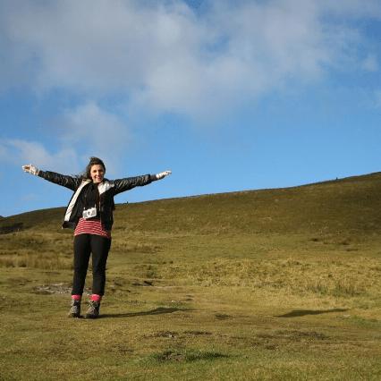 Childreach International Kilimanjaro 2017 - Rebecca Orchard
