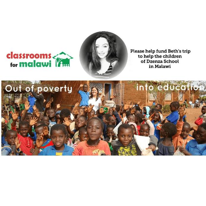 Classrooms for Malawi 2018 Beth Hannay