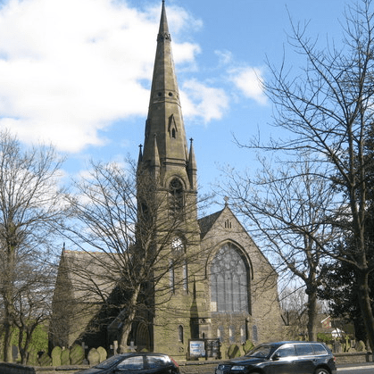 St Andrews Church, Radcliffe