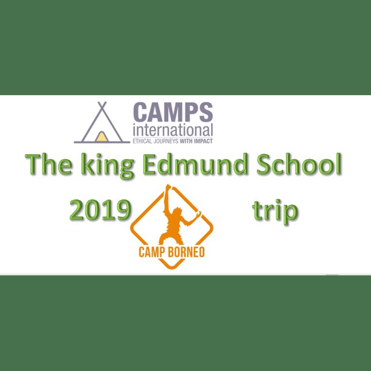 Camp International Borneo 2019 - Elizabeth Rombaut