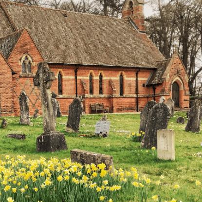 Christ Church Emery Down