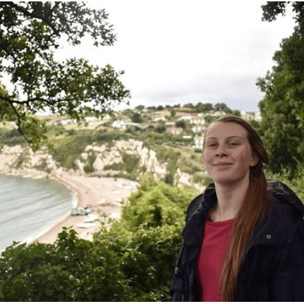 Funds4Uni - Caitlin Rawcliffe - 2020
