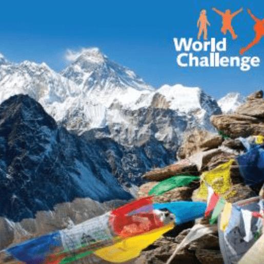 World Challenge Nepal 2018 - Alice Hockham