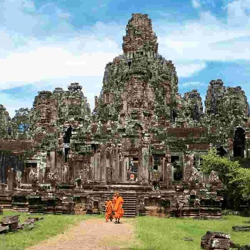 Camps International Cambodia 2019 - Natalie Morgan