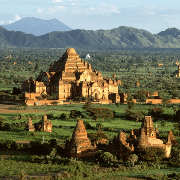 World Challenge Burma 2019 - Lewis Jones