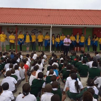 South Africa School Partnership Trip 2017 - Niamh Lynch