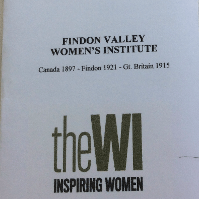 Findon Valley WI