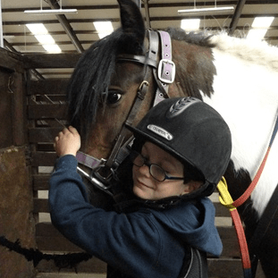 Kinfauns Stables Riding for Disabled