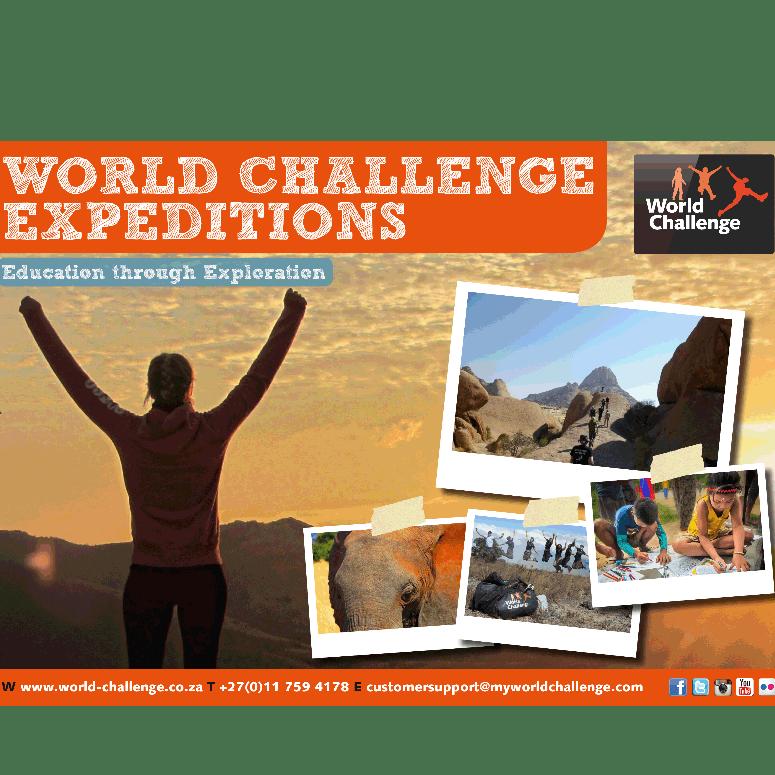 World Challenge Cambodia 2018 - Grace Smith
