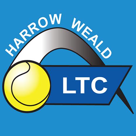 Harrow Weald Lawn Tennis Club cause logo