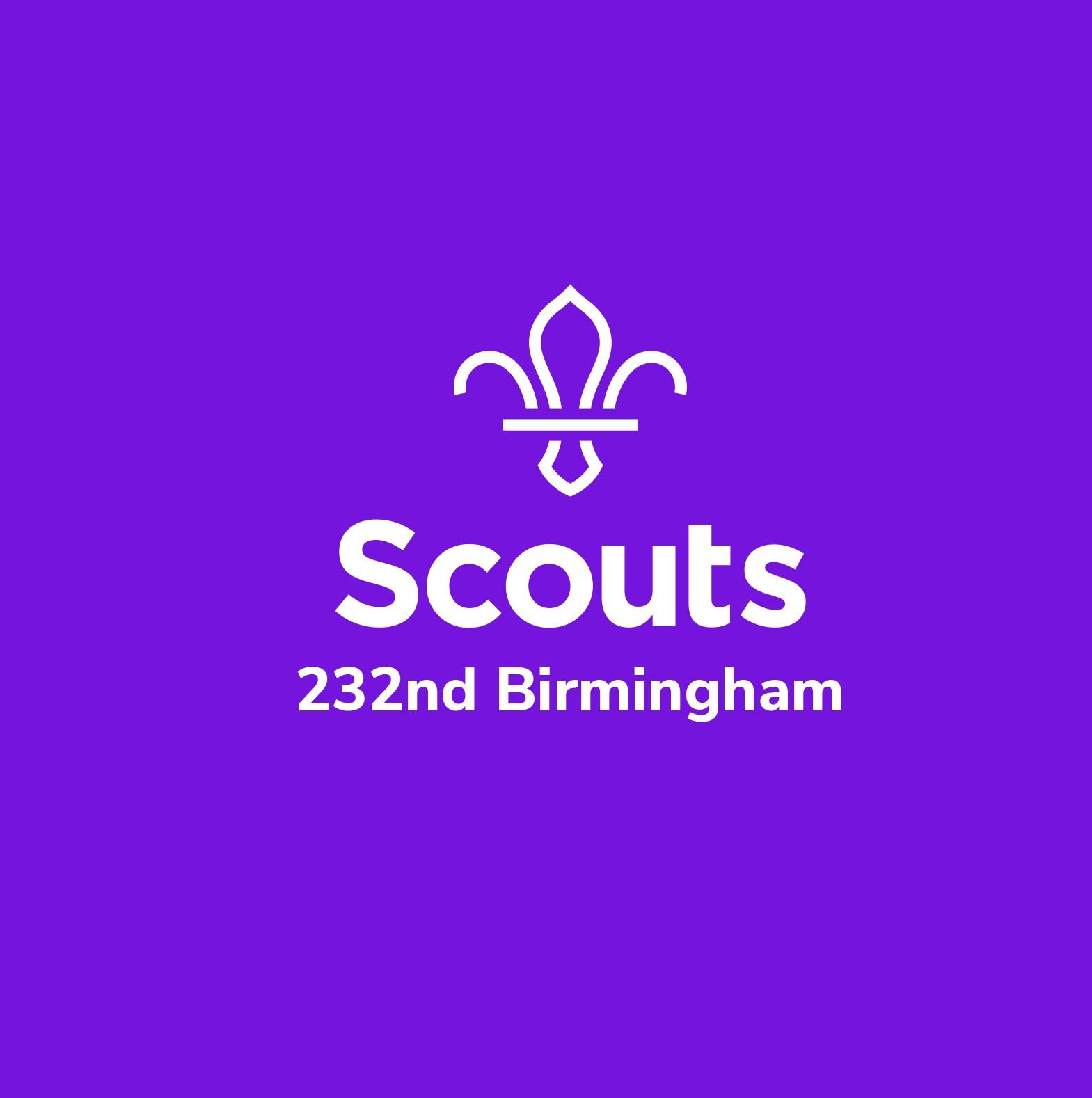 232 Birmingham Scout Group