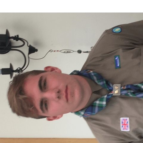 World Scout Jamboree USA 2019 - Lyle Hopkins