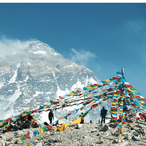 Everest Base Camp Trek - Fundraising for the National Autistic Society