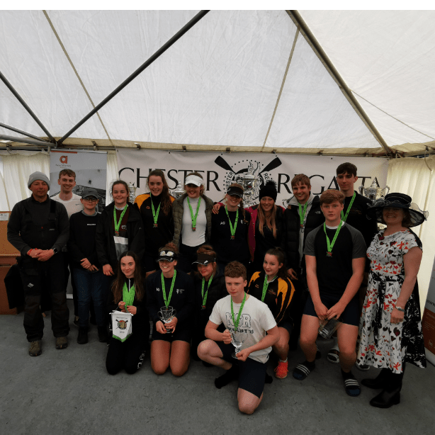 Trentham Boat Club Juniors