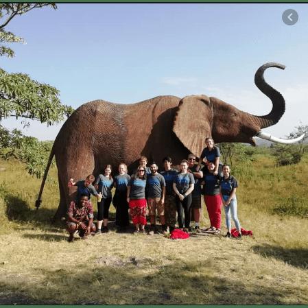 Camps International Tanzania 2021 Evie Butlin