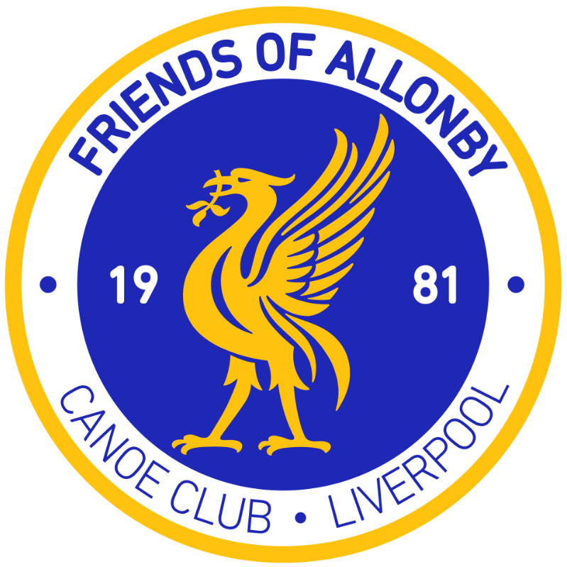 Friends Of Allonby Canoe Club Liverpool