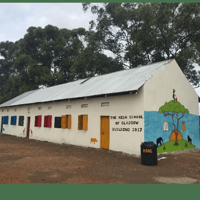 Kinyerere Primary Uganda 2020 - High School of Glasgow