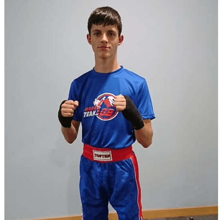 WAKO GB International Kickboxing - Alex Wallace